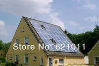 DIY your own solar power system, grid tie solar system,capacty 1-100kw for home or commercial