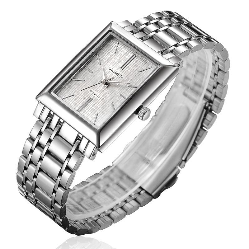 Fashion Casual Watch Stainless steel Watch Men Quartz Watch 1 colors FX002