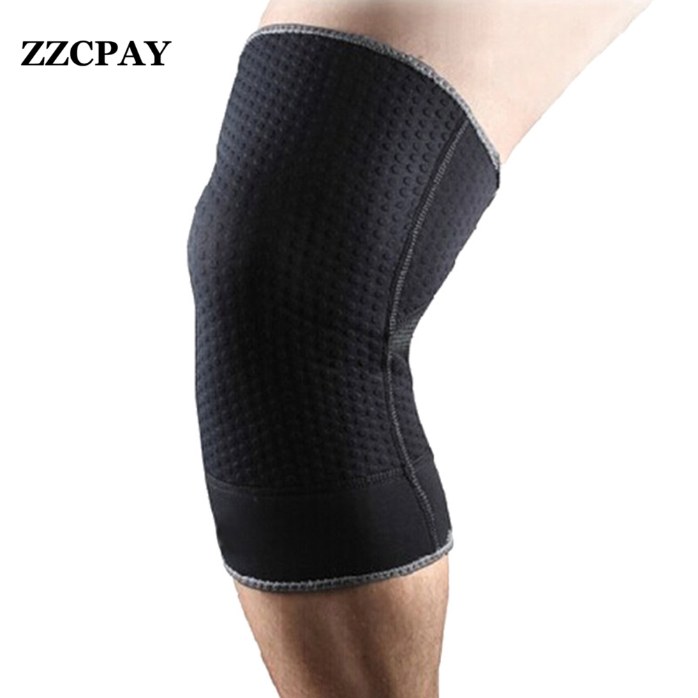 1 Pcs Neoprene Sports Kneepad Warm Running Badminton Football Knee Brace Elbow Pad Ski Knee Protector Volleyball Knee Support(China (Mainland))