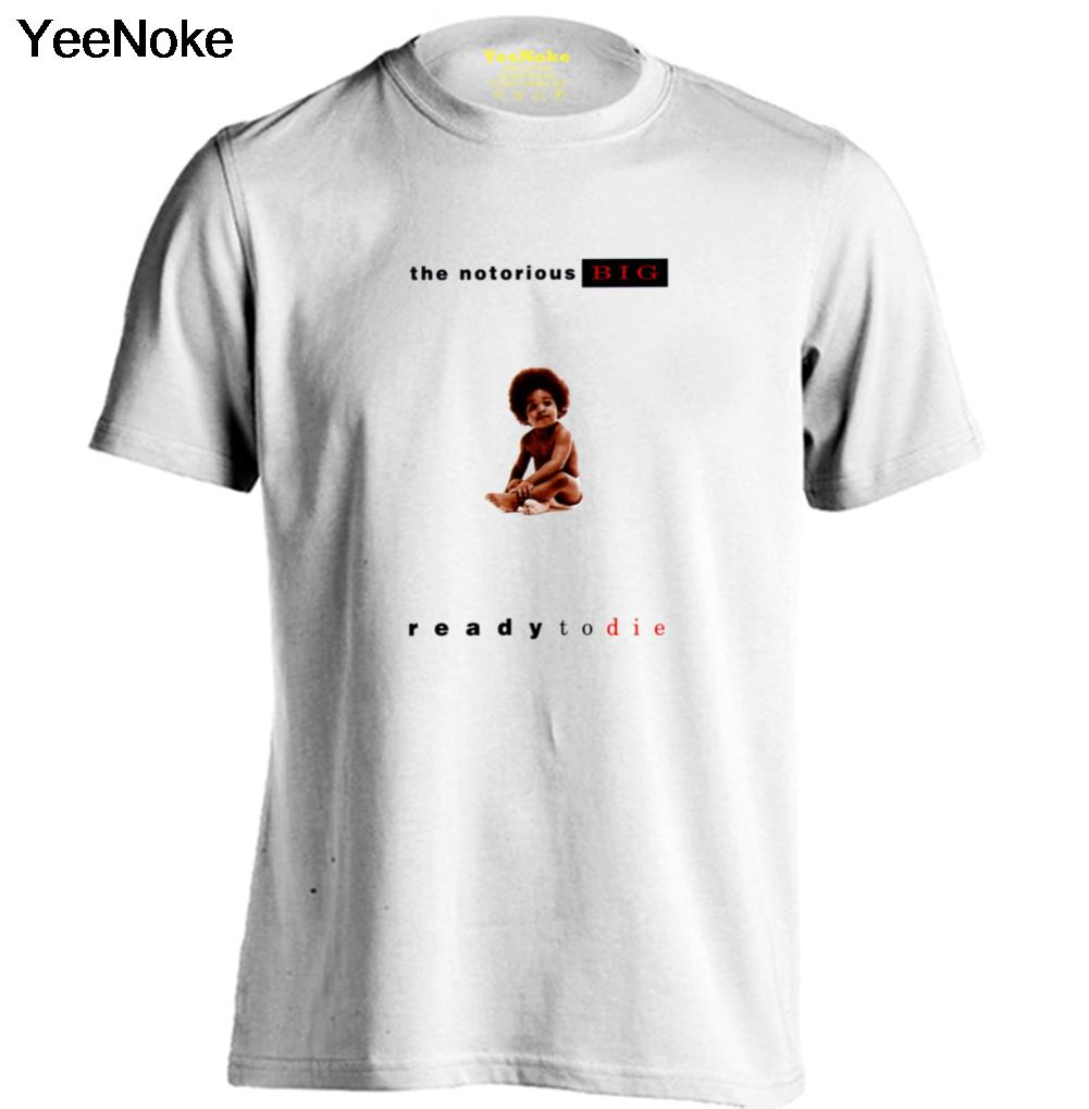 Notorious big eazy ready to die mens womens trendy t for Trendy t shirts for ladies