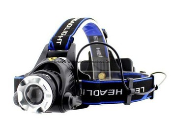 2000LM Rechargeable CREE XM-L T6 LED HeadLamp HeadLight Head Lamp Torch Bike Bicycle Light For Outdoor activities