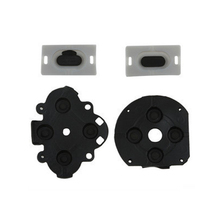 2 x Rubber Direction Button Switch Conductive Pad Set Repair for Sony PSP 1000