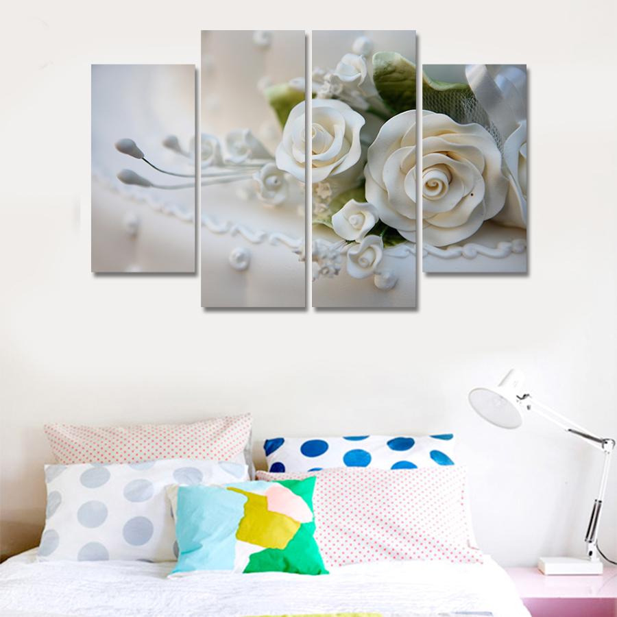 Wall Art New Home : New pcs frames wall art picture modern home