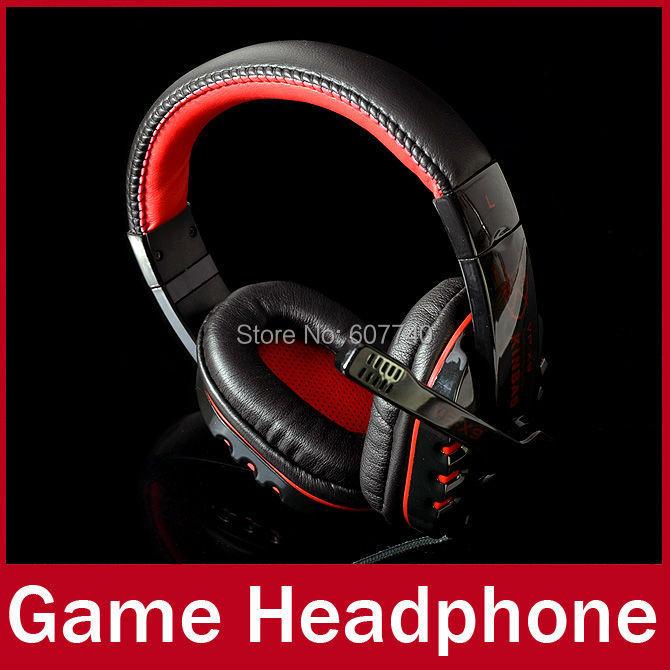 VP-X9 NdFeB HiFi Speakers Surround Gaming Headset Stereo Bass Headphone Earphone Microphone Computer Gamer - Laptop Factory store