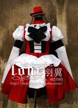 Code Geass CC Cosplay Code Geass Cosplay Costume Gothic dress