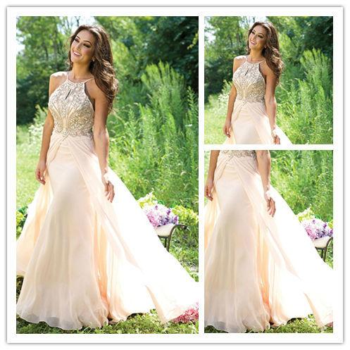 Aliexpress.com : Buy Long Beautiful Prom Dresses Large ...