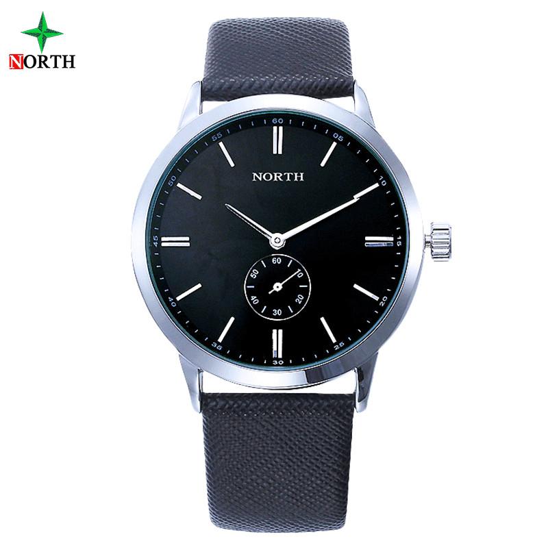 2015 Luxury Brand Watches Men Dress Genuine Leather Wristwatch Male reloj Fashion Sport Waterproof Time Clock Quartz Mens Watch<br><br>Aliexpress