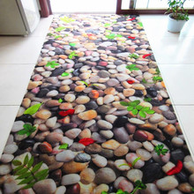 SunnyRain 3D Carpet Cobblestone Rugs And Carpets For Home Living Room Area Rug Skidproof Kitchen Rug Custom Made alfombras tapis(China (Mainland))