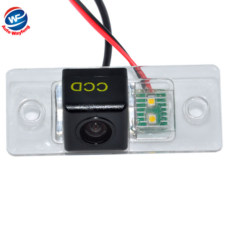 Car Rear View Rearview Camera Car Reversing Camera For VW Tiguan/Touareg/Poussin/Old Passat/Porsche Cayenne/Fabia/POLO(3C)/Golf(China (Mainland))