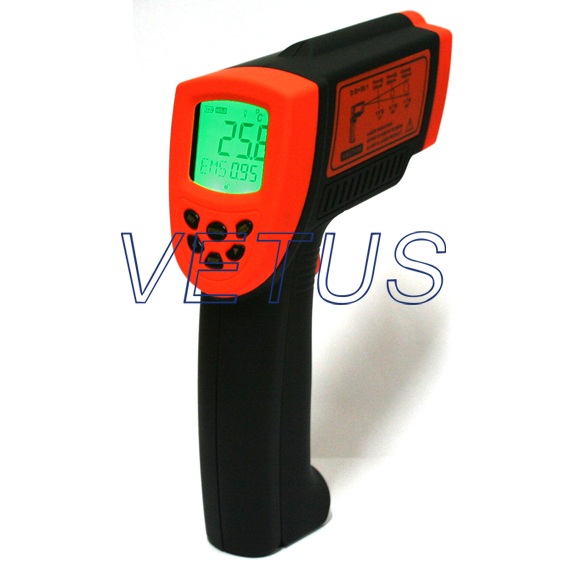 Cheap price, good quality, high temperature tester, AR882 Infrared Thermometer,-50-1500C, Free shipping of Fedex, DHL<br><br>Aliexpress