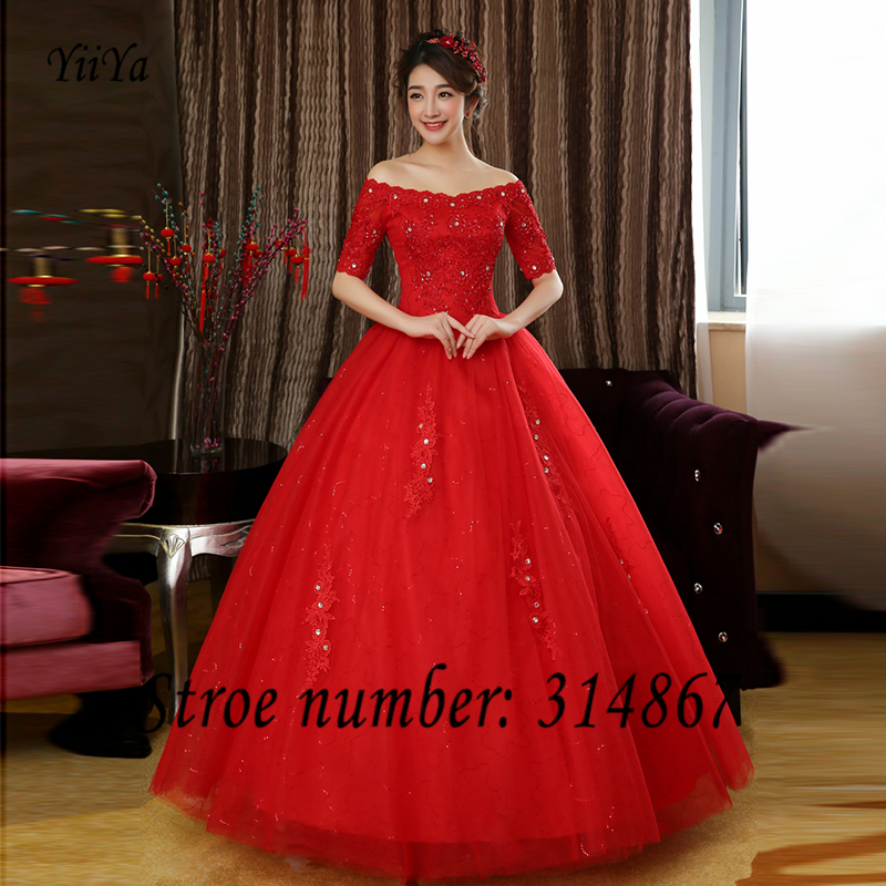 Famous Bridal Red Gowns Gift - Best Evening Gown Inspiration And ...