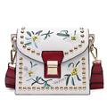 Vintage bag National Embroidery luxury handbags women bags designer Evening Clutch Ladies leathe Shoulder Messenger Crossbodybag