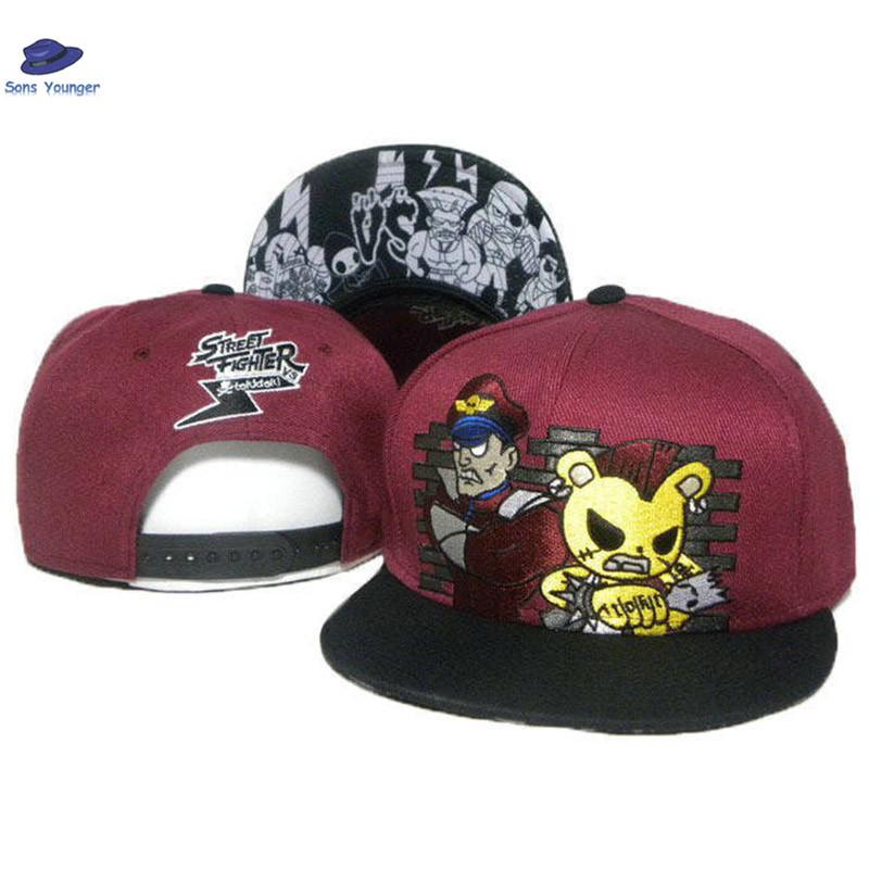 Cappello rosso personaggi dei cartoni animati acquista a