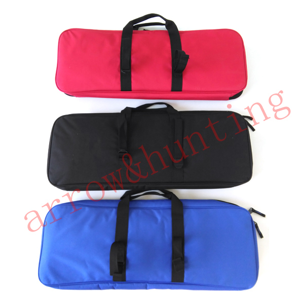 archery recurve bow case hunting bow and arrow bag small archer accessories case for shooting bow