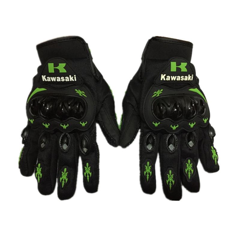 Kawasaki Roadracing Gloves