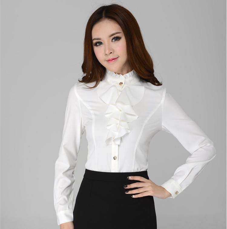 Women'S Blouses - Long Blouse With Pants