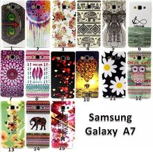 Buy Fashion Ultra Thin Gel Soft TPU Pattern Case Samsung Galaxy A7 A700 A7000 Silicone ShockProof Phone Back Skin Cover for $1.29 in AliExpress store