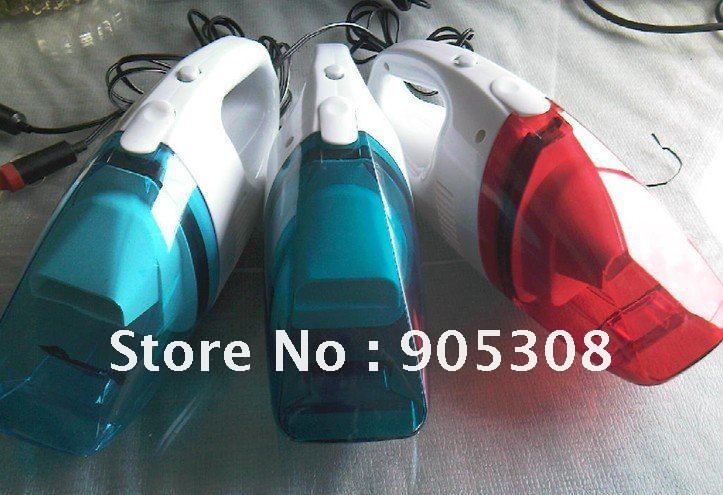 Mini Portable Car Vacuum Cleaner Wet and Dry Vacuum Cleaner Cleanning for Car(Hong Kong)