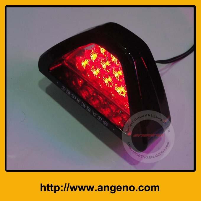 Как сделать стоп сигнал на светодиодах 82