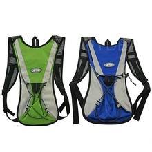 Lastest 2L Durable Cycling Backpack for Outdoor Hiking Climbing Camping Water Bag #G