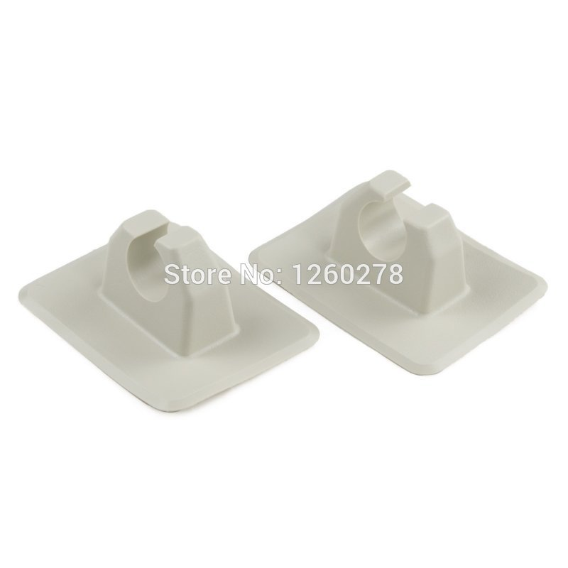 2 X Oar Holder Patch For Inflatable Boat Dinghy Raft Gray(China (Mainland))