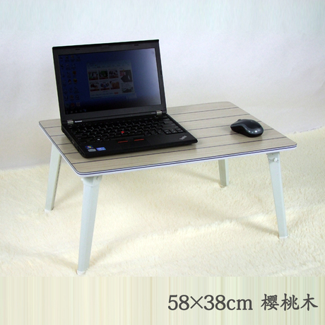 SuperMan original single fold-free installation lazy computer desk laptop table desk free shipping special offer(China (Mainland))