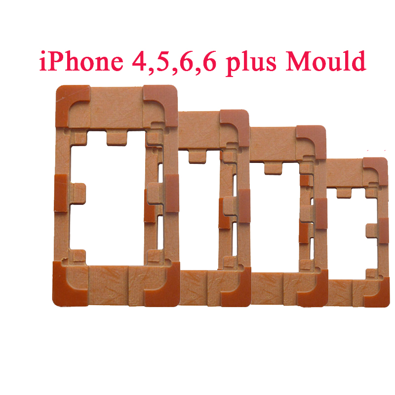 LCD Outer Glass Mould Holder Bakelite For Refurbishing iPhone 4,5,6,6 plus Model Mold(China (Mainland))