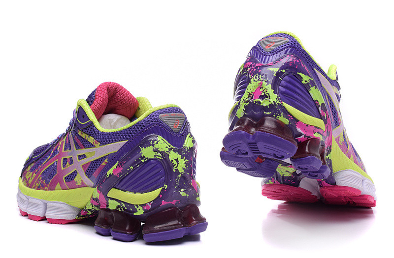 zapatillas running asics gel kinsei 4
