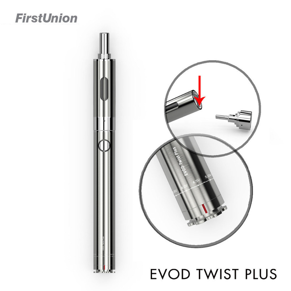 New products 1300mah battery ego EVOD Twist Plus dual coil vaporizer pen electronic cigarette ego MT3 clearomizer<br><br>Aliexpress