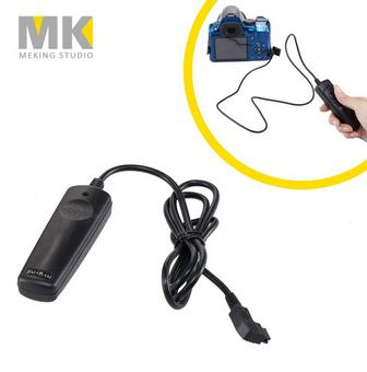 Selens RM-S1AM Cable Shutter Release Timer Remote control for SONY A100 A200 A300 A350 A700 MINOLTA A7D A5D(China (Mainland))