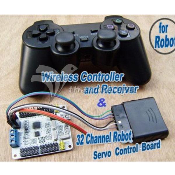 Buy 32 Channel Servo Motor Control Board