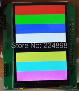 IPS 3.5 inch 39PIN HD TFT LCD Screen with PCB Board ILI9481 Drive IC 320*480 SPI+RGB Interface (No Touch Panel)(China (Mainland))