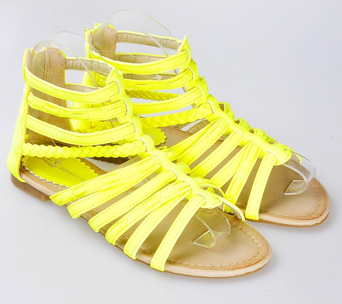 2015 Summer popular fashionable casual flat heel Women's sandals female shoes zapatos mujer - OWOMALL store