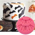 1PCS Food grade silicone mold Fondant tool For Cake Decorating Silicone soap mold cake mold bats