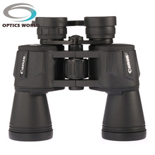 High quality Hd wide-angle Central Zoom day and Night Vision Not infrared Binoculars telescope For Canon 20X50 free shipping