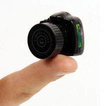 Smallest Mini Camera Camcorder Video Recorder DVR Spy Hidden Pinhole Web cam Cool(China (Mainland))