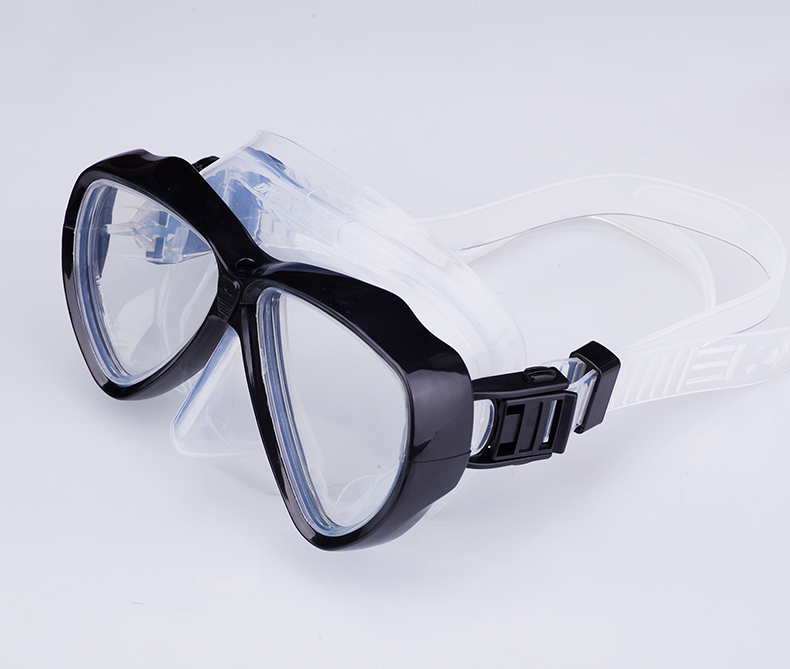 DIVE & SAIL Adult Recreation Mask Snorkel Glasses for Diving Snorkeling Swimming(China (Mainland))