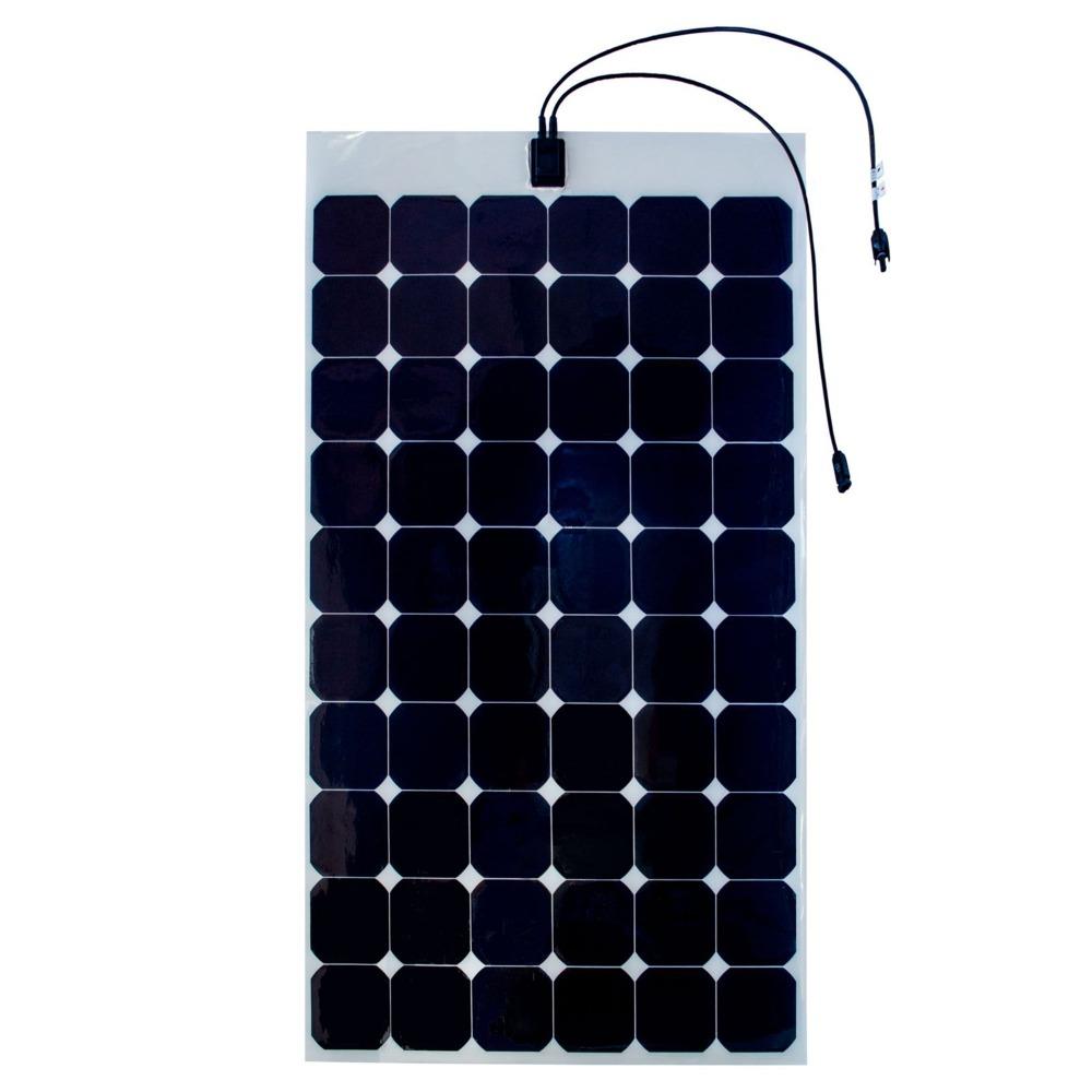 180W/24V Sunpower flexile solar Panel for boat, yacht, Motorhome<br><br>Aliexpress