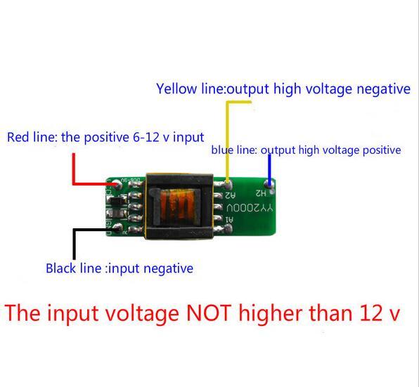 High Voltage Vs Medium Voltage : Dc v boost step up power module high