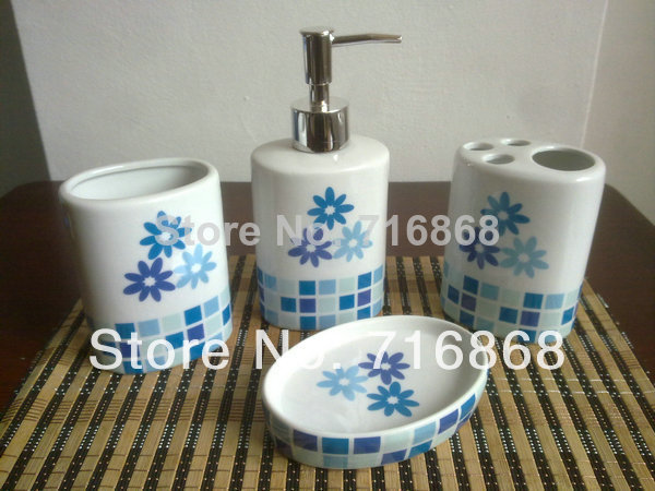 Ds c1025 round ceramic soap dish dispenser tumbler for C bhogilal bathroom accessories