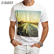 Buy E-BAIHUI brand summer style mens t shirts fashion men cotton t shirt man clothing casual tops tees swag T-shirts Camisetas Y048 for $7.64 in AliExpress store