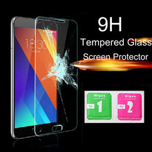 Buy Tempered Glass Screen Protector Meizu Pro5 Pro6 Plus Pro 6S 5 6 M3 M5 M3S M5S M3X M3E M2 Mini M1 Note MX5 MX6 Glass Case for $1.09 in AliExpress store
