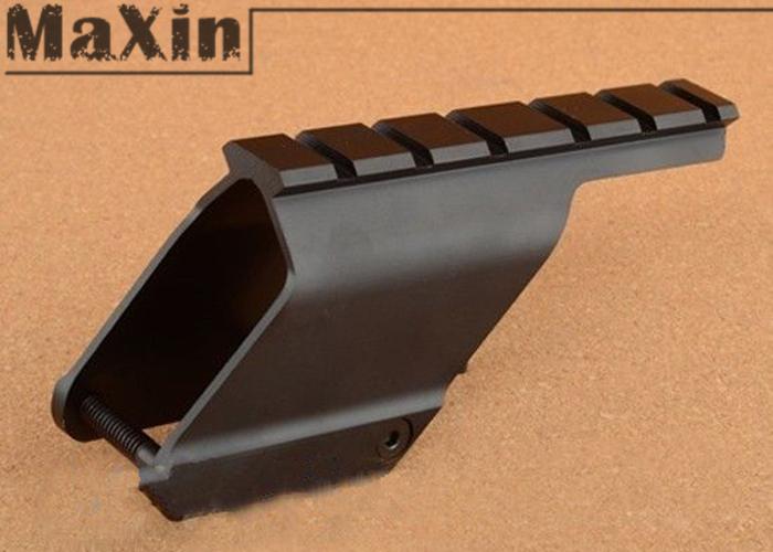 Free shipping Sporting Goods Shotgun Scope Mount Fits Remington 870 Shotgun Saddle Mount F(China (Mainland))