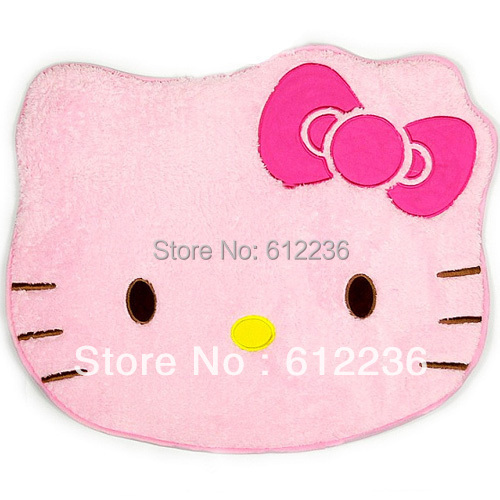 HELLO KITTY mat / Rug / cushion vehicle sit cushion cartoon Hello Kitty carpet Car Seat Home Seat Decorative Cushion hot sale