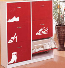 stickers pour meuble chaussures. Black Bedroom Furniture Sets. Home Design Ideas