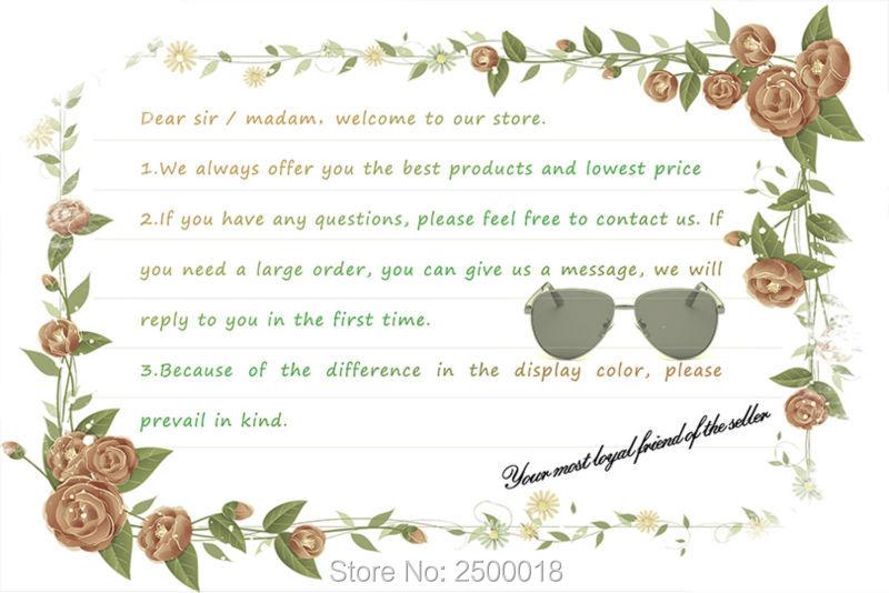 New Brand Retro Fashion Women Lady Sunglasses Color Google Adult PC Mirror Frame Alloy UV400 Polarized Eyewear