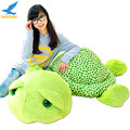 Fancytrader 59  150cm Cute Stuffed Soft Giant Tortoise Turtle Toy Christmas Gift and Decoration Toys