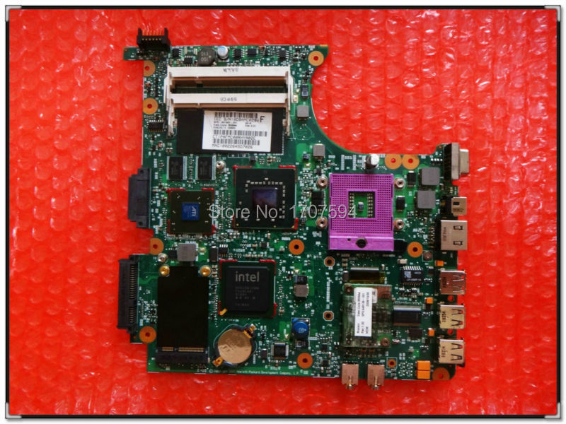 for hp 6520s 6820s laptop motherboard 481543-001 motherboard non-integrated  PM965 free shipping<br>