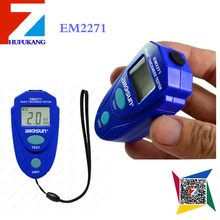 EM2271 Digital Coating Thickness Car Painting Meter paint thickness meter fast shipping - SZ HufaKang Commerce&Trade Co.,Ltd store