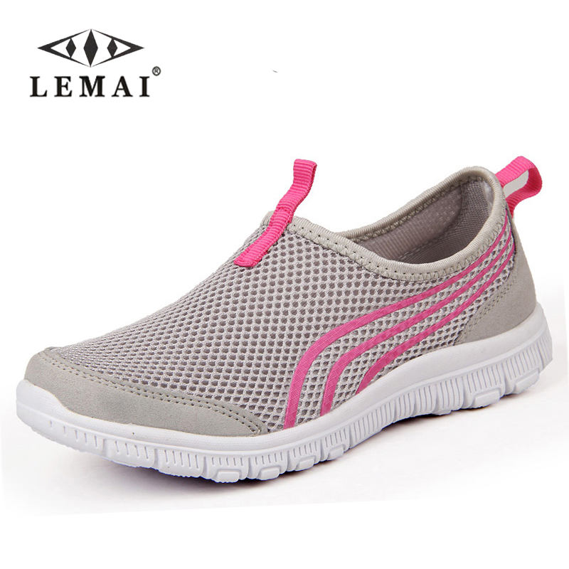 2016 NEW Fashion Women casual shoes, Cheap Walking Men's flats Shoes men breathable Zapatillas Casual Shoes size 23-28.5cm(China (Mainland))